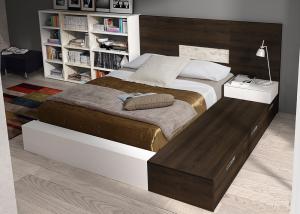 Muebles dormitorio cleo single