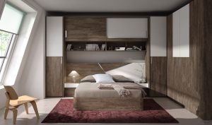 Muebles dormitorio punte-daka